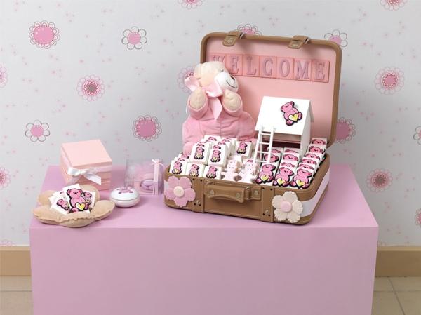 Интересные подарки для новорожденных