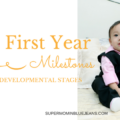 child first year milestones