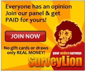 Survey-lion